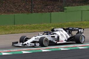 Yuki Tsunoda, Toro Rosso STR14