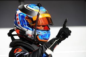 Pole sitter #26 G-Drive Racing Aurus 01 - Gibson: Nyck De Vries