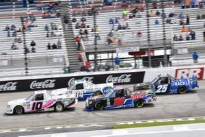 Jennifer Jo Cobb, Jennifer Jo Cobb Racing, Chevrolet Silverado Fastener Supply Company, Spencer Davis, Spencer Davis, Toyota Tundra Inox Supreme Lubricants, Timothy Peters, Rackley W.A.R., Chevrolet Silverado Rackley Roofing