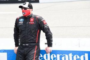 Austin Hill, Hattori Racing Enterprises, Toyota Tundra Mobil 1