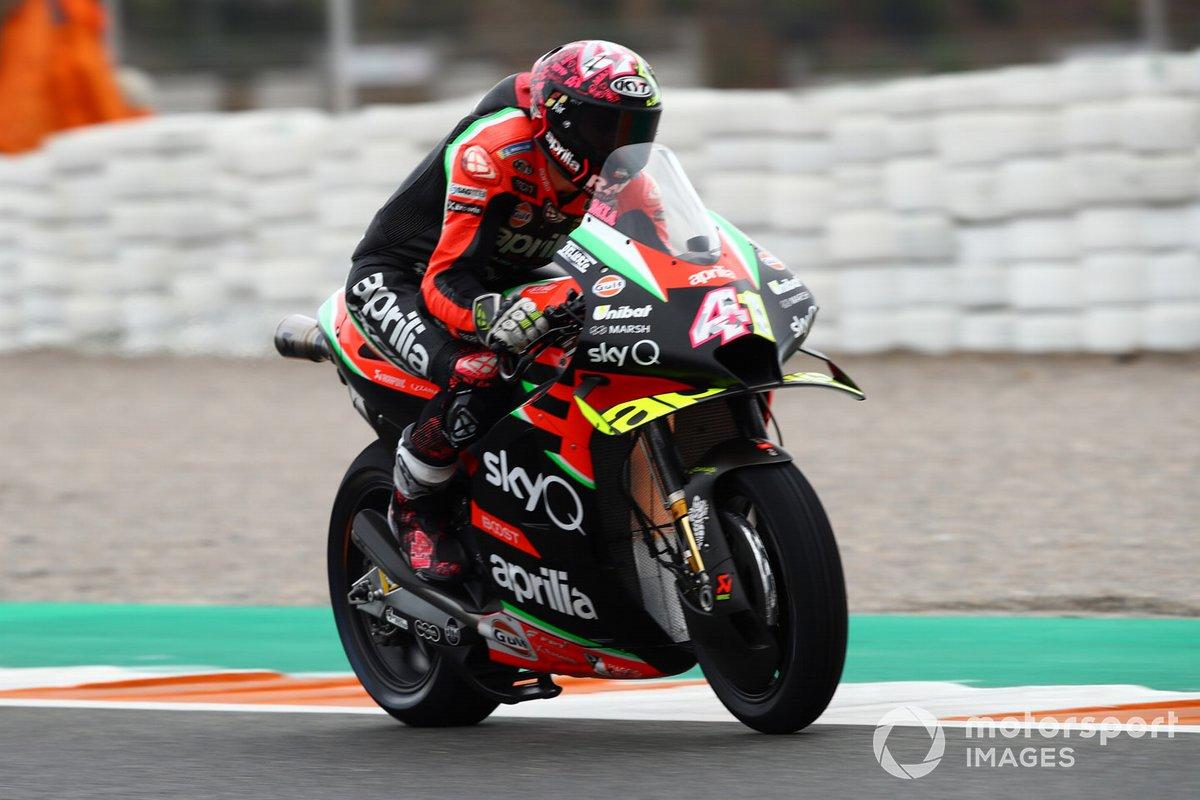 2020 Aleix Espargaró (Aprilia RS-GP)