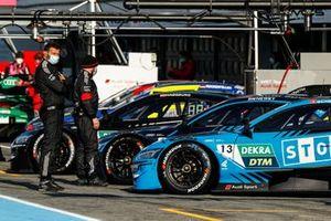 Fabio Scherer, Audi Sport Team WRT, Audi RS 5 DTM