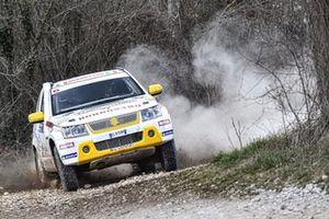 Alfio Bordonaro, Marcello Bono, Suzuki New Gran Vitara