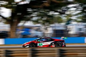 #1 Paul Miller Racing Lamborghini Huracan GT3, GTD: Madison Snow, Corey Lewis, Bryan Sellers