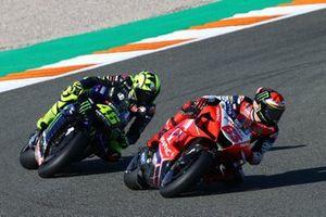 Francesco Bagnaia, Pramac Racing, Valentino Rossi, Yamaha Factory Racing