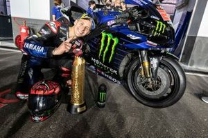 Race winner Fabio Quartararo, Yamaha Factory Racing