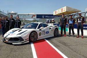 SR&R, Ferrari 488 Challenge Evo