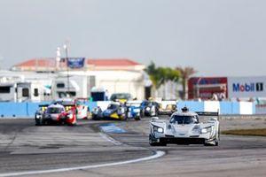 La Cadillac DPi #01 du Chip Ganassi Racing (Scott Dixon, Renger van der Zande, Kevin Magnussen)