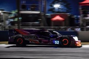 #52 PR1 Mathiasen Motorsports ORECA LMP2 07, LMP2: Ben Keating, Mikkel Jensen, Scott Huffaker
