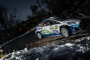 Adrien Fourmaux, Renaud Jamoul, M-Sport Ford WRT Ford Fiesta R5