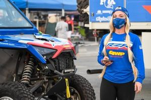 #409 Polaris RZR Factory Racing: Kristen Matlock