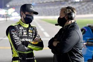 Ryan Blaney, Team Penske Ford, Todd Gordon