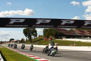 Tom Booth-Amos, RT Motorsports by SKM Kawasaki, Unai Orradre, Yamaha MS Racing