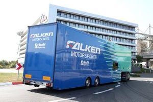 Falken Motorsports truck