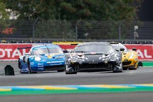 #75 Iron Lynx - Ferrari 488 GTE Evo: Rino Mastronardi, Matteo Cressoni, Andrea Piccini