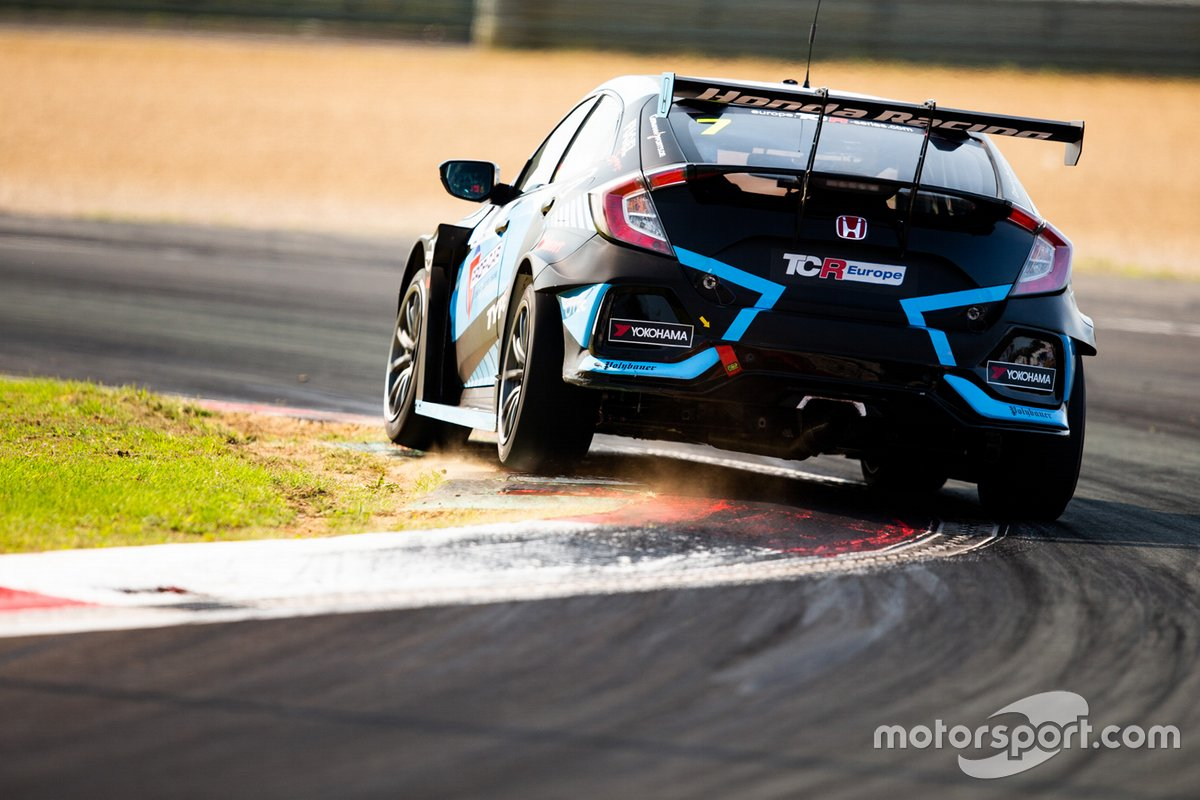 Mike Halder, Proficar Team Halder, Honda Civic Type R TCR