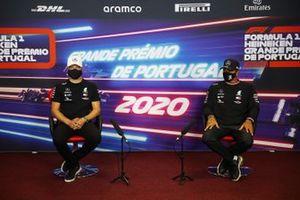 Valtteri Bottas, Mercedes F1, Lewis Hamilton, Mercedes F1