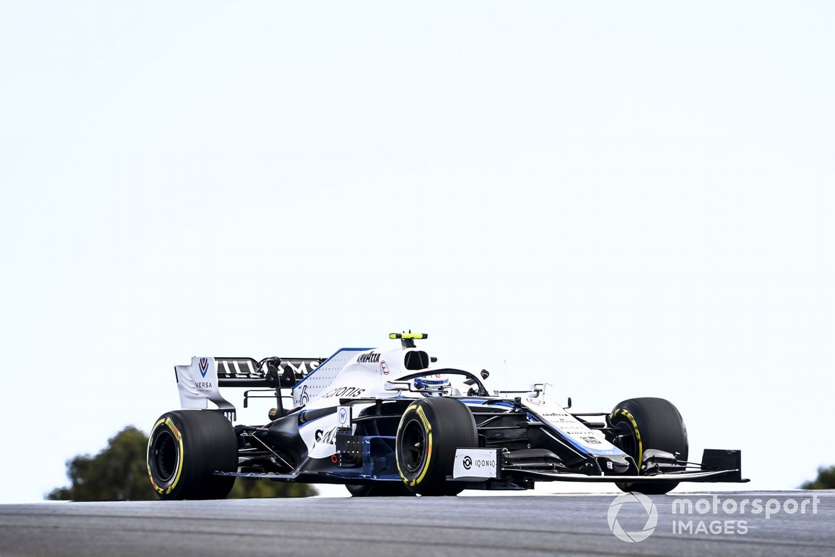 Nicholas Latifi, Williams FW43 - 750.000 dólares