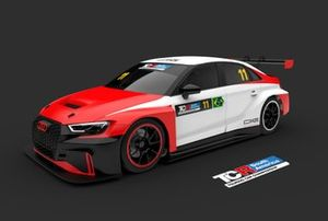 Audi RS3 LMS da Onze Motorsports para o TCR South America