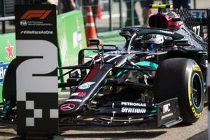 Valtteri Bottas, Mercedes F1 W11 segundo puesto