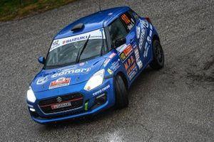 Simone Rivia, Andrea Dresti, Suzuki Motorsport, Suzuki Swift Boosterjet R1