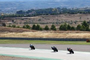 MotoGP-Action im Motorland Aragon in Alcaniz