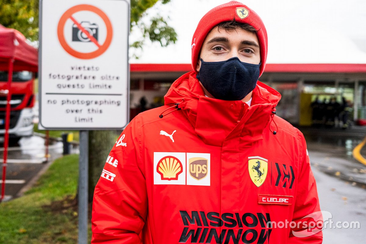 Formel-1-Fahrer Charles Leclerc