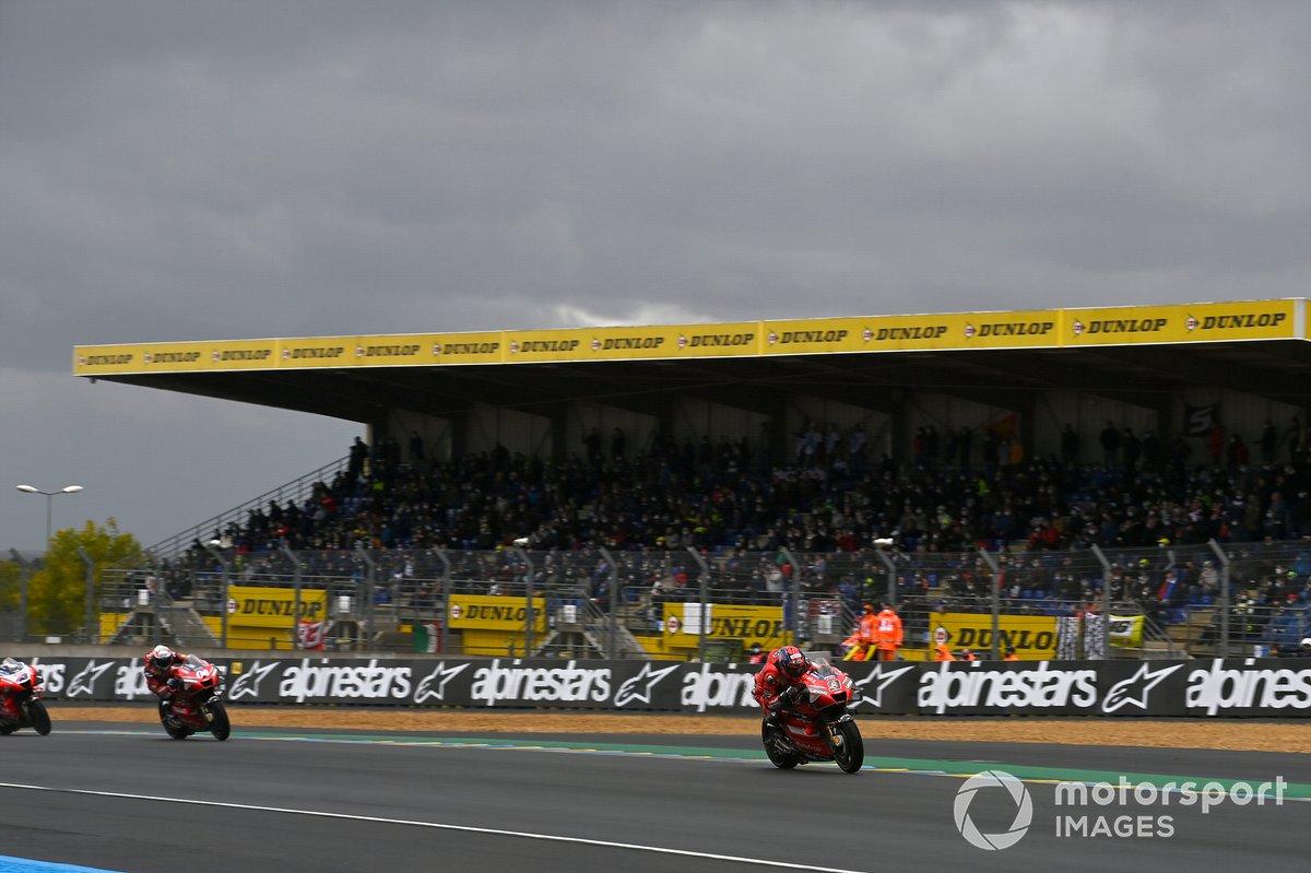 GP de Francia: Danilo Petrucci, Ducati Team