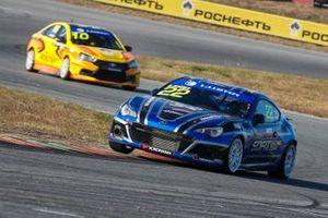 Андрей Петухов, Lada Sport Rosneft, Lada Vesta, и Дмитрий Лебедев, Sofit Racing Team, Subaru BRZ