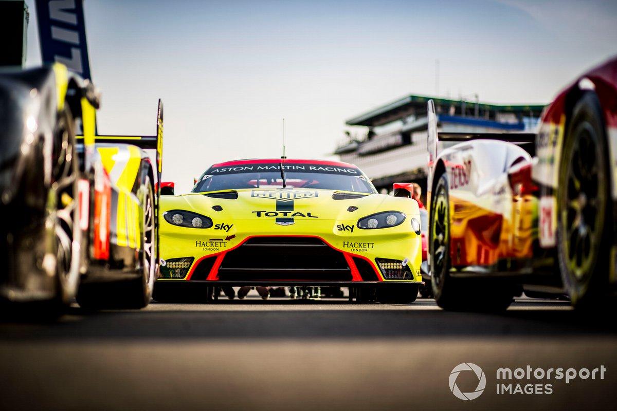 Aston Martin Racing, Aston Martin Vantage AMR