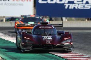 #55 Mazda Team Joest Mazda DPi, DPi: Jonathan Bomarito, Harry Tincknell