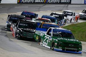 #23: Brett Moffitt, GMS Racing, Chevrolet Silverado Destiny Homes