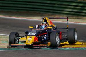 Carlton Jackston Crawford, Van Amersfoort Racing