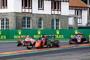 Richard Verschoor, MP Motorsport and Oliver Caldwell, Trident