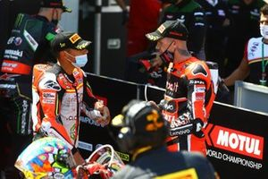 Michael Ruben Rinaldi, Team Goeleven, Scott Redding, Arubait Racing Ducati