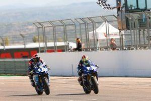 Isaac Vinales, Steven Odendaal, EAB Ten Kate Racing