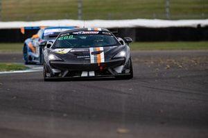 #3 Motorsport USA McLaren 570s GT4: Michael McAleenan, Dan Rogers, Michael Cooper
