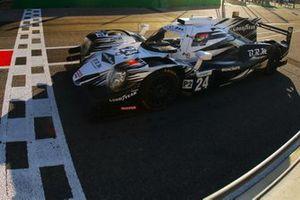 #24 Algarve Pro Racing Oreca 07 - Gibson: Henning Enqvist, Loïc Duval, Jon Lancaster