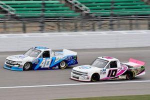Ryan Truex, Niece Motorsports, Chevrolet Silverado Marquis Jennifer Jo Cobb, Jennifer Jo Cobb Racing, Chevrolet Silverado Fastener Supply Company