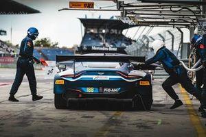 #188 Garage 59 Aston Martin Vantage AMR GT3: Alex West, Chris Goodwin, Jonathan Adam
