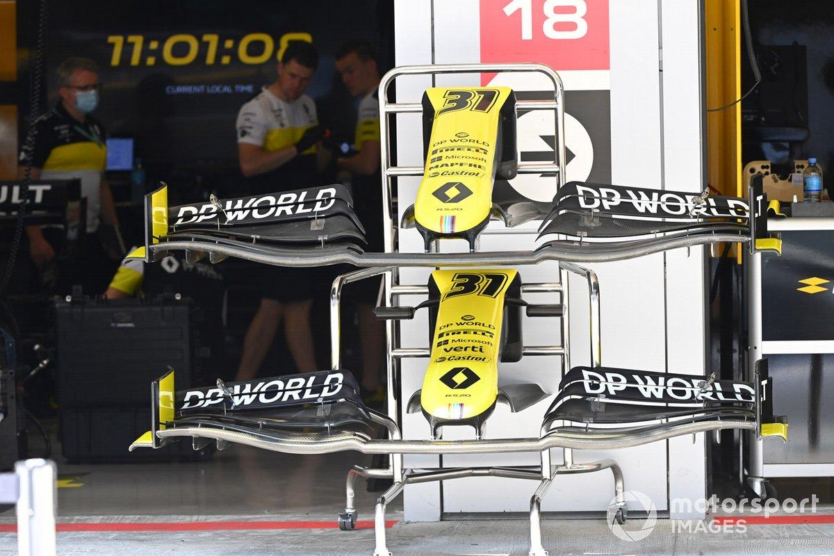 Detalle técnico del Renault