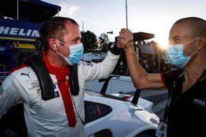 GTLM-Polesitter: #911 Porsche GT Team Porsche 911 RSR - 19, GTLM: Nick Tandy