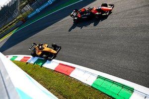 Alessio Deledda, Campos Racing en Lukas Dunner, MP Motorsport