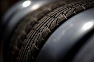 Pneus Michelin de la #18 Era Motorsport ORECA LMP2 07, LMP2: Kyle Tilley, Dwight Merriman, Colin Braun