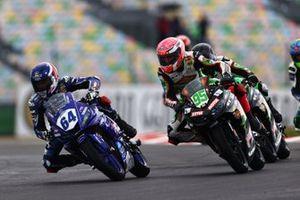 Hugo de Cancellis, Team TRASIMENO, Scott Deroue, MTM Kawasaki Motoport