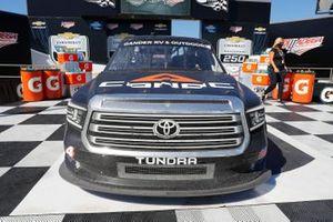 Raphael Lessard, Kyle Busch Motorsports, Toyota Tundra Canac