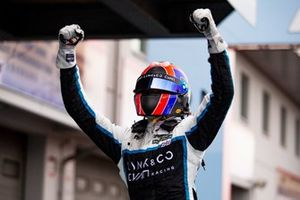 Race winner Yann Ehrlacher, Cyan Racing Lynk & Co 03 TCR