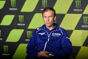 Lin Jarvis, Managing Director Yamaha Motor Racing