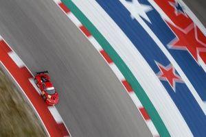 Ferrari al COTA