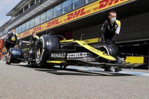 Monoplaza de Daniel Ricciardo, Renault F1 Team R.S.19